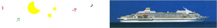 豪華客船「飛鳥」の写真